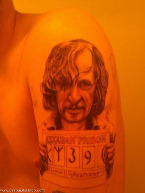 tatuagens harry potter tattoo reliqueas da morte bruxos fan desbaratinando (22)