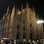 DUOMO in Milan, Milano, Italy