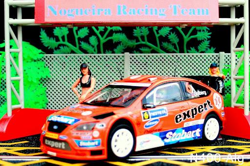 Ford Focus RS WRC Rali Neste