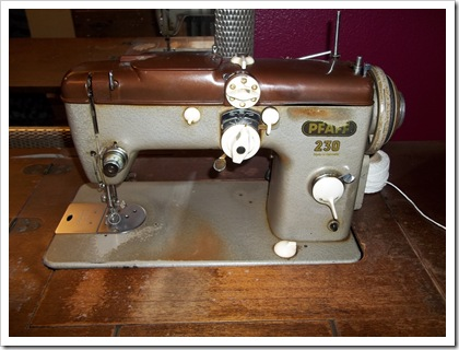 Two On Two Off New Old Pfaff Best Pfaff 230 Sewing Machine For Sale