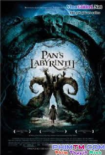 Mê Cung Thần Nông - Pans Labyrinth Tập 1080p Full HD