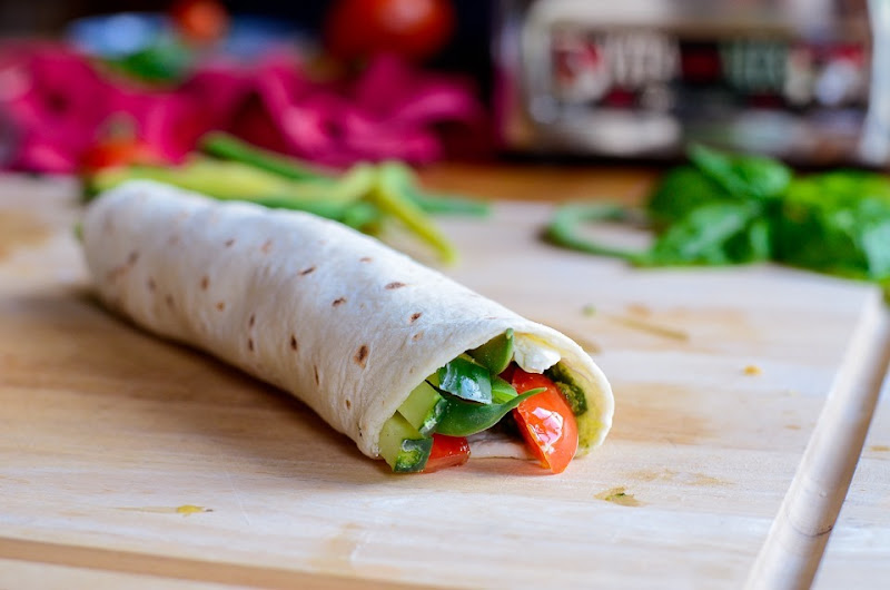 gf green bean cucumber wrap-12351