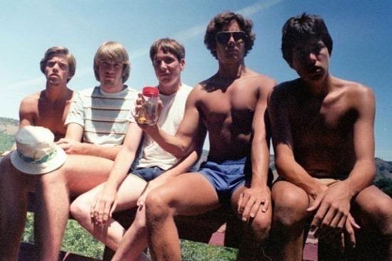 5 amigos 1982