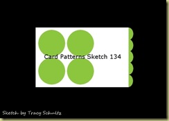 Card Patterns Sketch 134