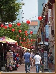 Chinatown alley n