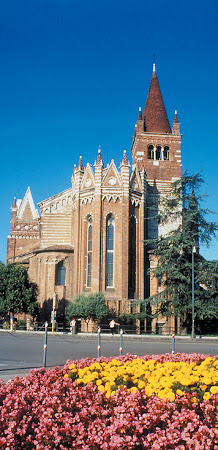Sights of Italy: San Fremo church in Verona