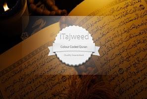 Screenshot of iTajweed - Colour Coded Quran