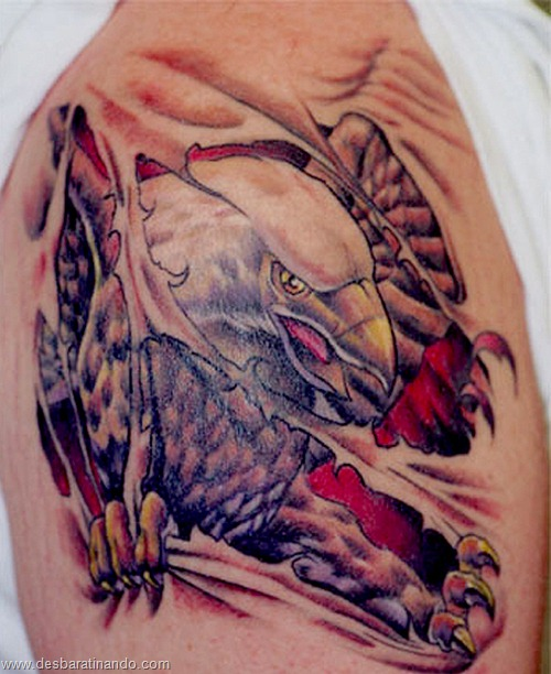 tatuagens ilusoes de otica optica ilusion tatoo desbaratinando  (5)