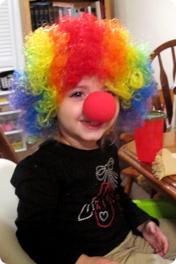 Elaine the Clown