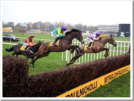 Kauto in the Betfair photographer unknown
