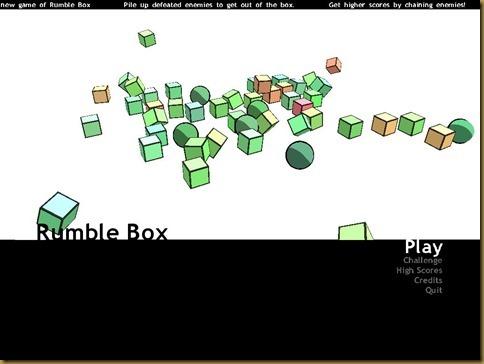 Rumble Box タイトル
