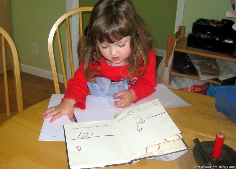 phonics for preschool at home