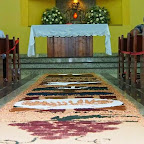 Corpus Christi - Paróquia Santa Rosa de Lima - Fotos: Cláudia Santos