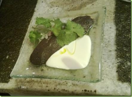 frijoles refritos con queso