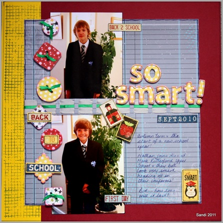 5 So Smart!