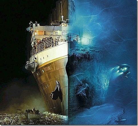 Титаник - 100 лет спустя