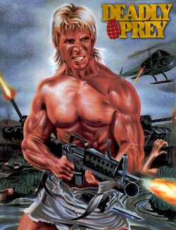 Deadly prey poster