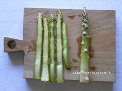 lcdr asparago tagliato con pela patate