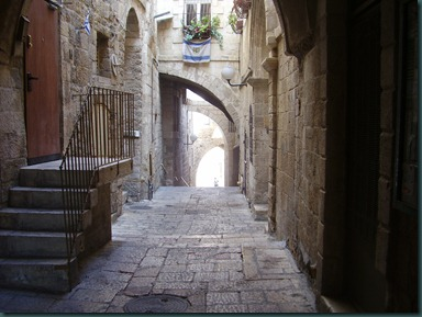 Jerusalem  Old City Ann Goldberg