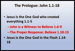 Chiastic Structure of John 1_1_18
