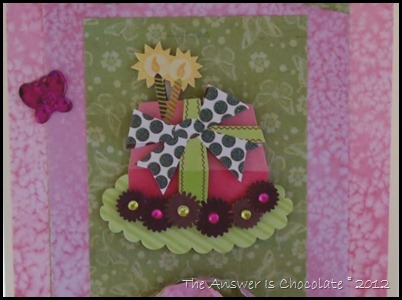 Green and Pink Birthday
