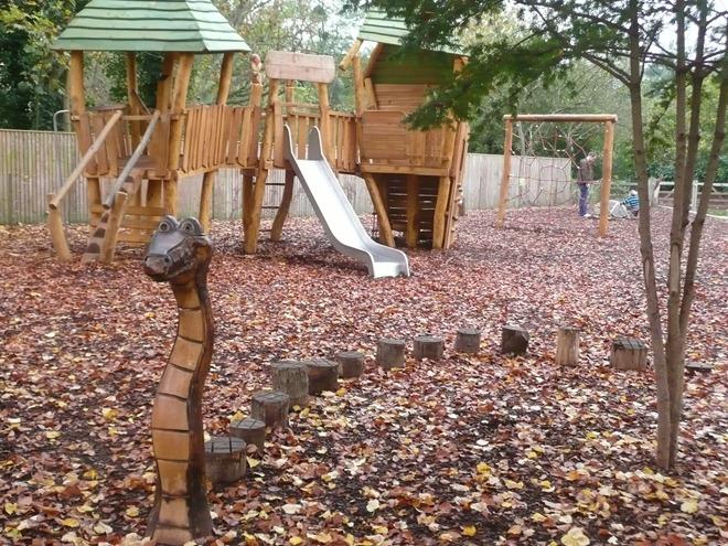 Осень в Cliveden