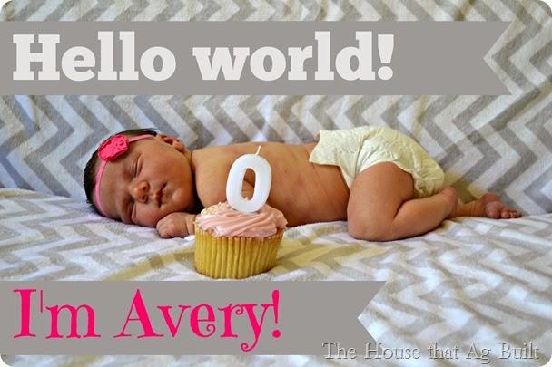 hi Avery