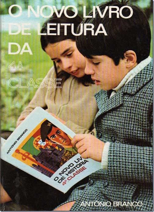 livro leitura 4 classe