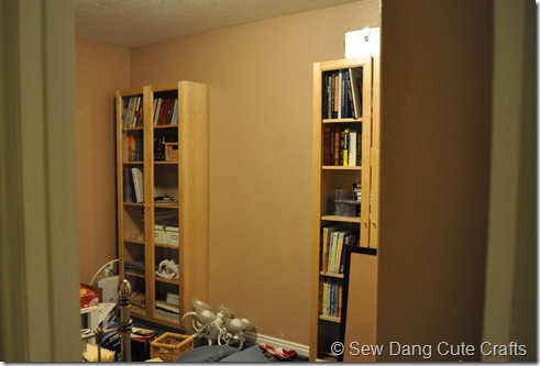 Before-bookshelf-wall