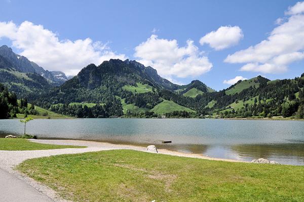 صور صور ومعلومات سياحيه عن بحيرة 2014 ليمان