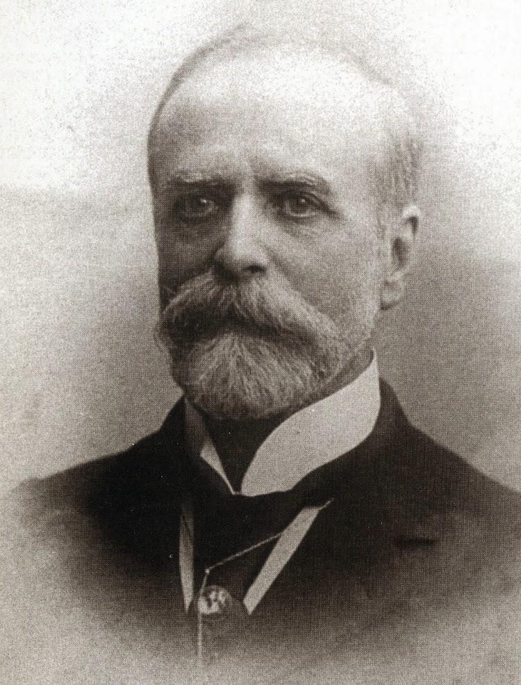 D. Ramon de Larrinaga. Fundador de la Compañia. Del libro Larrinaga Line. 1863-1974. Foto de T. Morris.JPG