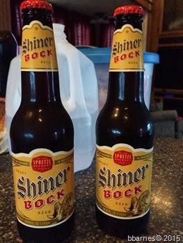 Shiner Bock 03212015