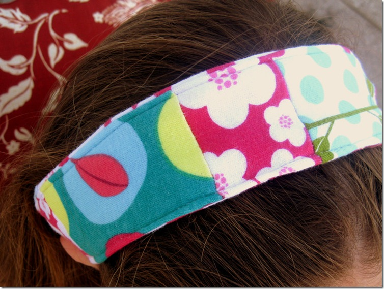Patchwork Headband 2
