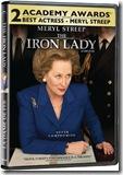 la dama de hierro (2011) DVD