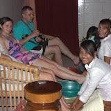 Кхмерский массаж и пилинг рыбками