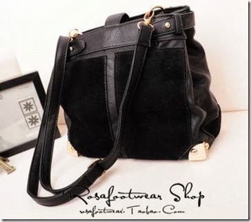 ID 0237 Black (190.000) - PU Leather , 27 x 24 x 13
