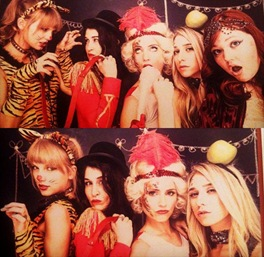 taylor-swift-gives-a-peek-at-dianna-agron-s-circus-themed-birthday