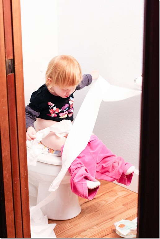 Sara on the potty-1 blog