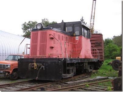 IMG_6454 Centralia-Chehalis Railroad Association Vulcan 45-Tonner on May 12, 2007