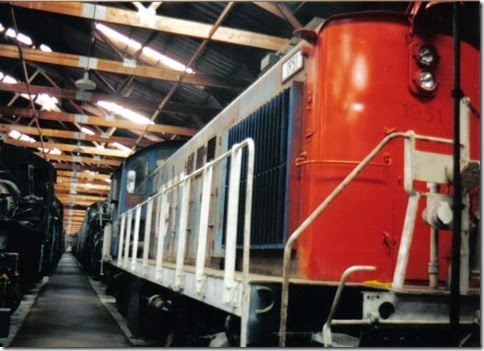 Grand Trunk Western RS-1 #1951 at the Illinois Railway Museum on May 23, 2004