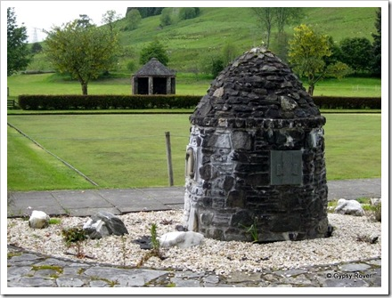 Gaelic Cairn in Killin.
