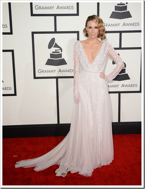 Keltie-Knight-grammy-2014