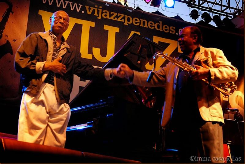 Kirk Lightsey i Benny Golson, Vijazz 2007