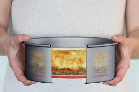 Non-stick Cross Section