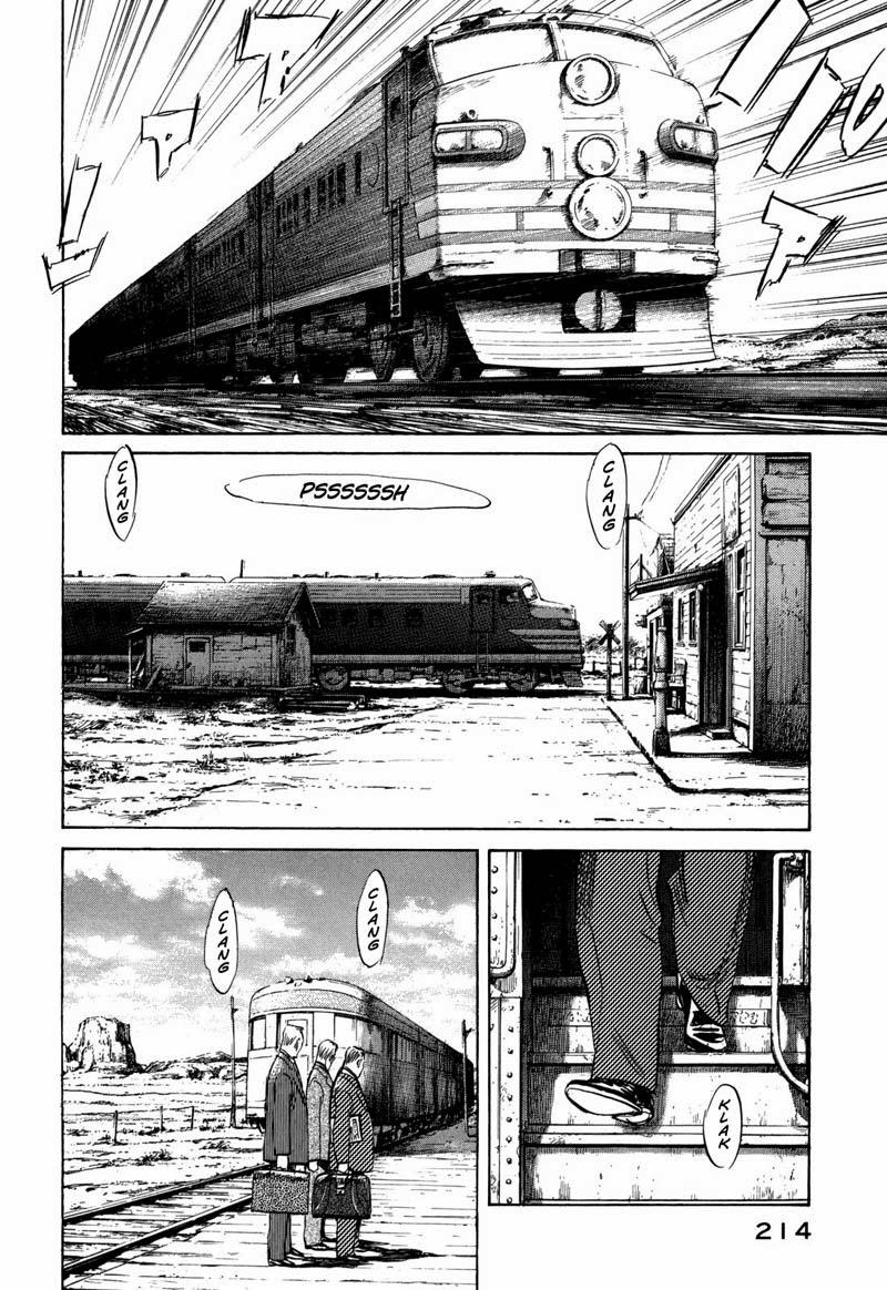 Billy Bat Chương 36