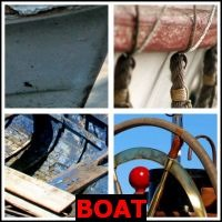 BOAT- Whats The Word Answers