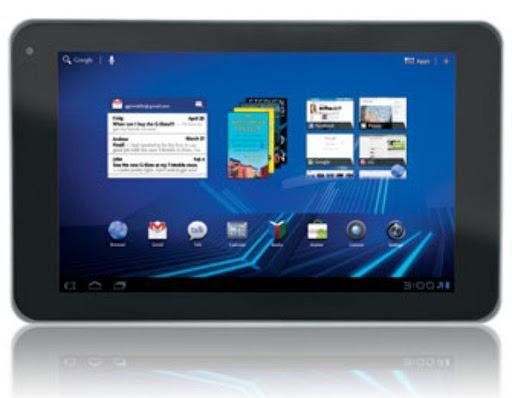 Tablet LG V909