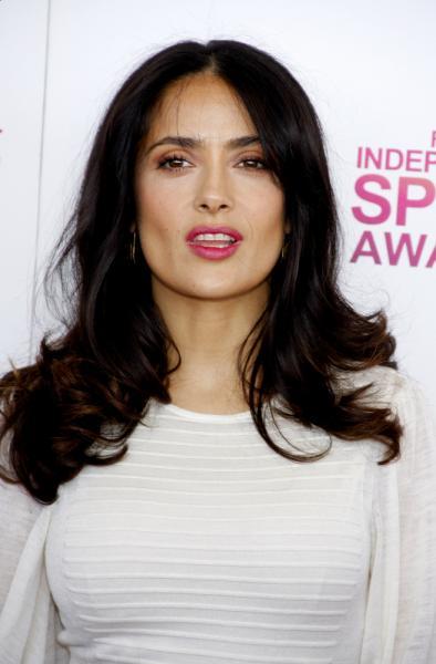 Salma Hayek Haircur