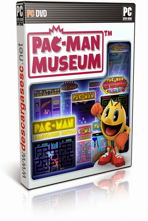 PAC-MAN MUSEUM-RELOADED-cover-box-art-www.descargasesc.net