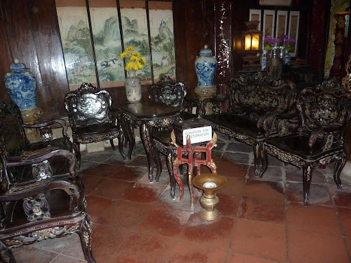 Tan Ky House is one of the most visited in Hoi An, representing a fusion of Chinese and Japanese architecture.